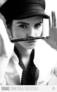 Entertainment Memorabilia Sincere Emma Watson Signed 8x10 Photo Coa hermione Granger, Harry Potter