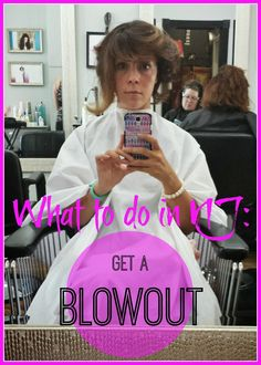 What to do in NJ: Get a Blowout- More on SnapGinger!