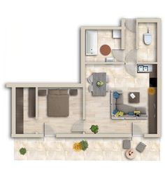 Napfényes, praktikus, csábítóan otthonos lakások | Allure