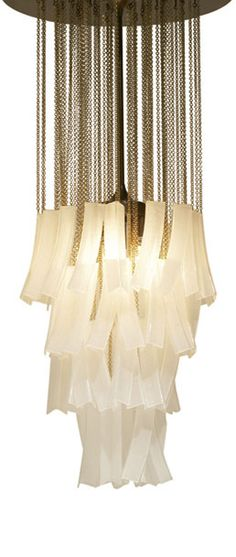 Baker Furniture : Lexicon : Silicate chandilier