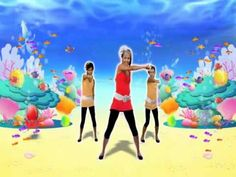Brain Break:Just Dance Kids - Beautiful Life (Wii Rip)