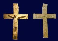 crucifijo de marfil de don fernando y doña sancha 1063