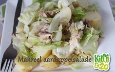 Makreel aardappelsalade