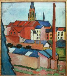 Marienkirche : August Macke