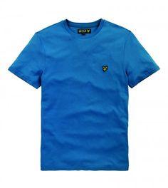 Lyle and Scott TS009V02V Plain Crew Neck T Shirt, from http://www.ApacheOnline.co.uk