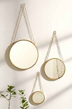 Industrial Wall Mirror - Urban Outfitters