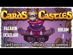 Pazarın En Ucuzları#2 Cards And Castle