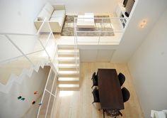 SEM-house 想いの空間で過ごす家