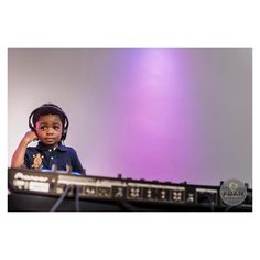 Young DJ in the making #YoungTalent #DJ @djseanmusic #fdanphotography