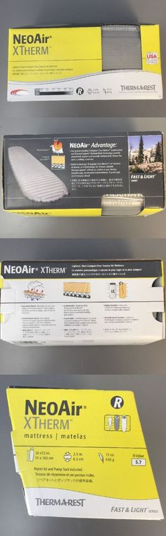 Mattresses and Pads 36114: Therm-A-Rest Neoair Xtherm Air Mattress Sleeping Pad Vapor, Reg No Repair Kit -> BUY IT NOW ONLY: $159.99 on eBay!