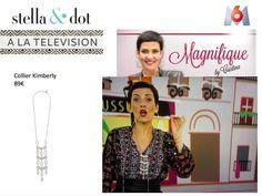 """Cristina adore Stella&Dot... """"Magnifiiiique ma Chérie"""""""