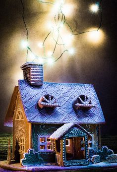 Gingerbread house   Have a good 2011 everyone!   henri_ilanen   Flickr