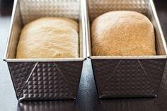 Domácí toastový chleba