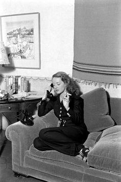 Bette Davis: Rare and Unpublished Photos - Democratic Underground.com