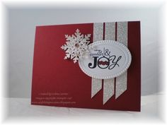 SU Word Play, Northern Frost decorative strip - sub a snowflake die or punch, Designer Frames E F, Ex Large Oval punch