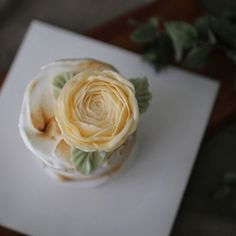 We love this mini cake!
