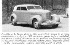 Cord Automobile, Photo Negative, Auburn, Contemporary Style, The Originals, Auburn Brown
