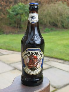 Bottled Beer of the World - pjb 13 - Picasa Web Albums - Hobgoblin Beer (5.2%) Wychwood Brewery Eagle Maltings Witney Oxfordshire England