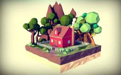 20 Examples Of Awesome Low Poly Art - UltraLinx