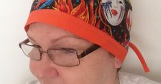 A blog about building new life after the third failed marriage. Scrub Hat Patterns, Hat Patterns To Sew, Clothing Patterns, Sewing Patterns, Sewing Projects For Beginners, Sewing Tutorials, Diy Scrub, Millinery Hats, Diy Hat