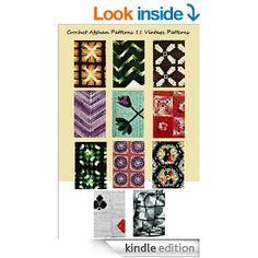 Crochet Afghan Patterns 11 Vintage Afghans to Crochet Patterns eBook