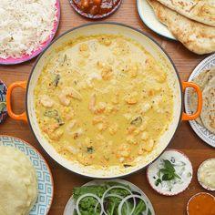 Kerala Style Prawn Curry Recipe by Tasty