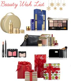 """Beauty Wish List"" by lillys777 ❤ liked on Polyvore"