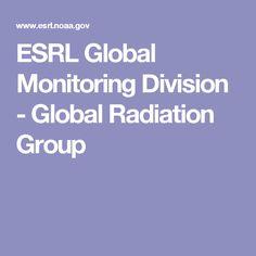 ESRL Global Monitoring Division - Global Radiation Group