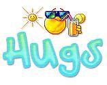 Smiley hugs