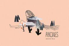 Racines – Comme des enfants Art Et Illustration, Illustrations, Marianne, Ferrat, Roots, Movie Posters, Comme, Albums, Family History