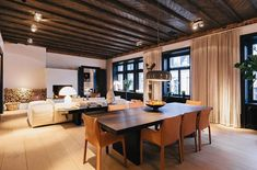 A Renovated Home In Stockholm With A Lot Of Character