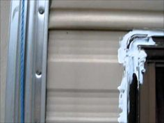 How to seal your RV or trailer and patch water leaks permanantly Pt 2   This obviously would need to be done before painting.