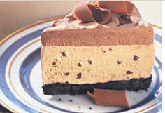 Delicious Mocha Ice Cream Cake #Food #Drink #Trusper #Tip
