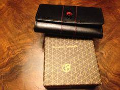 Nazzareno Gabrielli leather keychain pouch