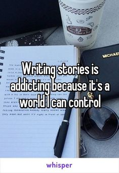 Clearly this person has never written a book. My worlds tend to end up controling what I write. .