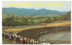 The good old days at Bristol Speedway Live In The Now, Back In The Day, Nascar Racing, Nascar Sprint, Bristol Tennessee, The Intimidator, Bristol Motor Speedway, American Racing, Dale Earnhardt Jr