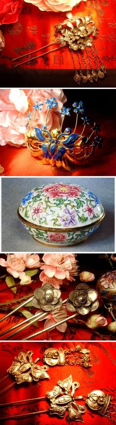 accessories of Chinese style