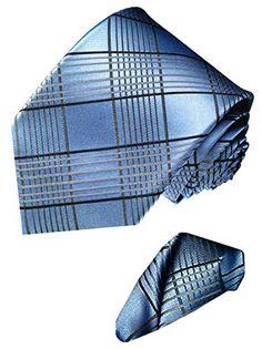 SN-454 Dimgray Goldenrod Paisley Tie Hanky Cufflinks Sets