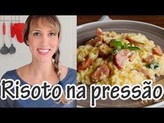 RISOTO NA PANELA DE PRESSÃO I Receitas e Temperos - YouTube