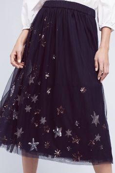 anthropologie lumiere skirt