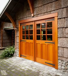 Building carriage doors from scratch the garage journal board carriage garage doors traditional garage doors other metro real carriage door company solutioingenieria Image collections