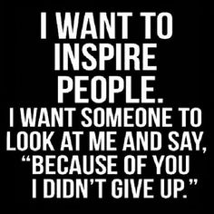 As a Personal Trainer this is music to my ears when my clients say this to me. You do what you do, and sometimes you forget that you are creating change in someone's life.