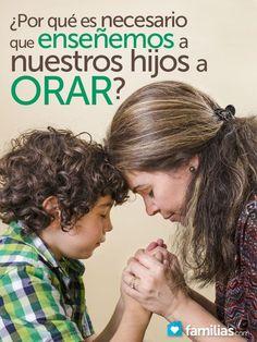 Hay muchas cosas que pasan en el mundo que pueden infundir miedo en el corazón de un niño. La oración puede ser una gran ayuda con los niños en tiempos de temor.