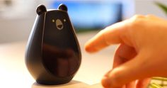 You'll love this remote not like any other #bearbot #ctband