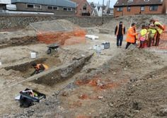 Archaeologists unearth medieval kitchen at Bury St Edmunds school  Read more: http://www.buryfreepress.co.uk/news/local/latest-news/archaeologists-unearth-medieval-kitchen-at-bury-st-edmunds-school-     http://www.buryfreepress.co.uk/news/local/latest-news/archaeologists-unearth-medieval-kitchen-at-bury-st-edmunds-school-1-7307076