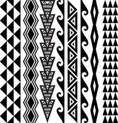 Hawaiian Tribal Tattoo: More #samoantattoosband