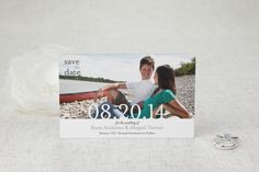 Save the Date Magnets - Devoted