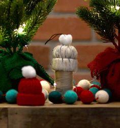 How to Make Mini Hat Ornamentsnull