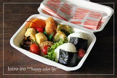 トイロイロ ***happy color life***-自家製冷食弁当