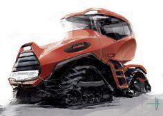 Case Tractor by ~slime-unit on deviantART- www.vinuesavallasycercados.com